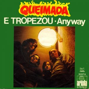 portada del disco E Tropezou / Anyway
