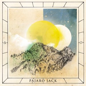 portada del disco Pájaro Jack