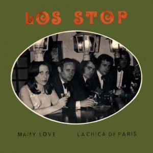 portada del disco Mamy Love / La Chica de Paris