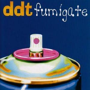 portada del disco Fumígate
