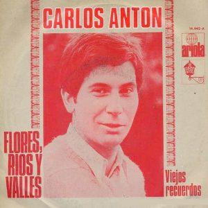 portada del disco Flores, Ríos y Valles