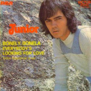 portada del disco Bonely Bonela / Everybody Is Looking for Love