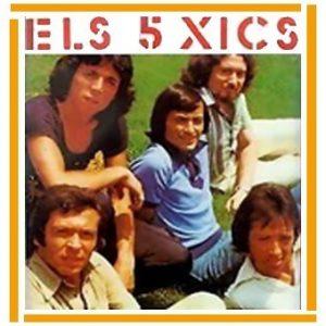 portada del disco Els 5 Xics