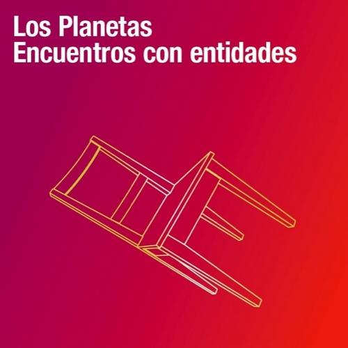 portada del album Encuentros con Entidades (reedición)