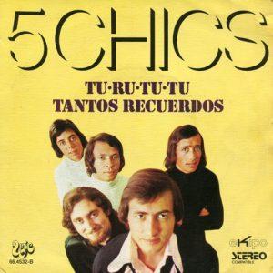 portada del disco Tu-Ru-Tu-Tu / Tantos Recuerdos
