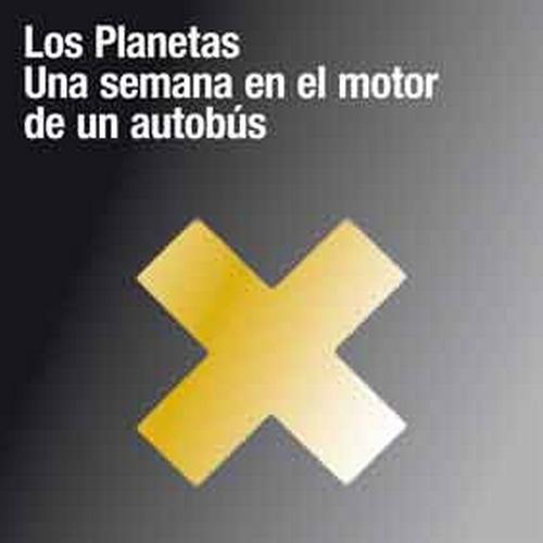 portada del album Una Semana en el Motor de un Autobús (reedición)