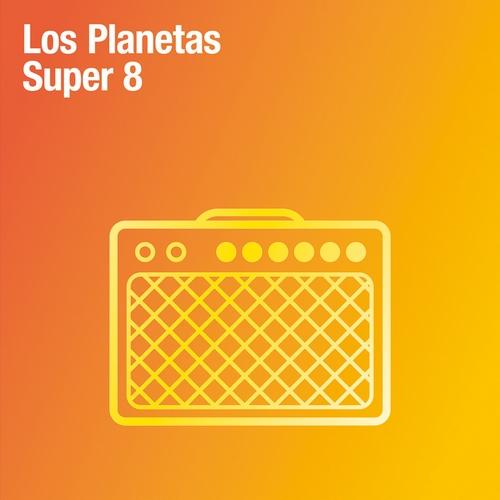 portada del album Super 8 (reedición)
