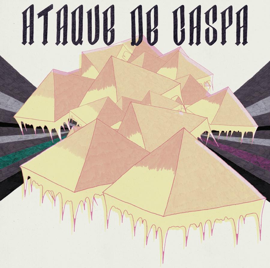 portada del album Ataque de Caspa