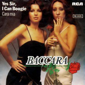 portada del disco Yes Sir, I Can Boogie