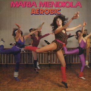 portada del disco Aerobic