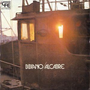 portada del disco Alcabre