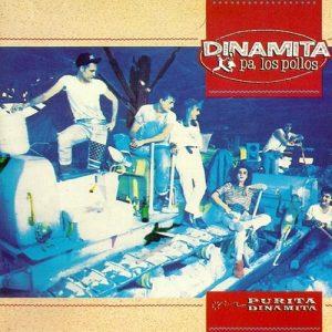 portada del disco Purita Dinamita