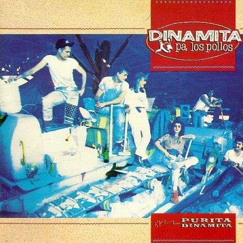 portada del album Purita Dinamita