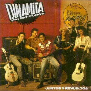 portada del disco Juntos y Revueltos