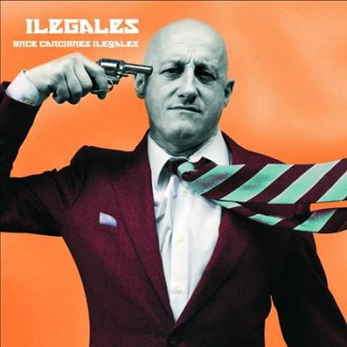 portada del album Once Canciones Ilegales