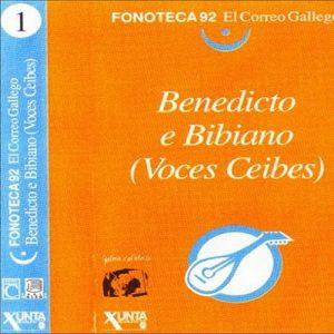 portada del disco Benedicto e Bibiano (En Directo)