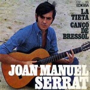 portada del disco La Tieta / Cançó de Bressol