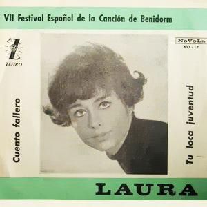 portada del disco VII Festival Español de la Canción de Benidorm