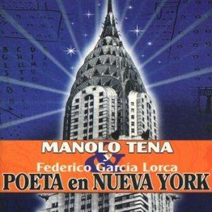 portada del album Poeta en Nueva York