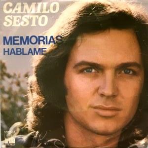 portada del disco Memorias