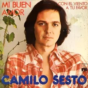 portada del disco Mi Buen Amor