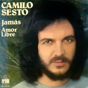 portada del album Jamás
