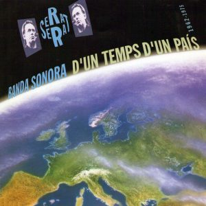 portada del disco Banda Sonora d'un Temps, d'un País