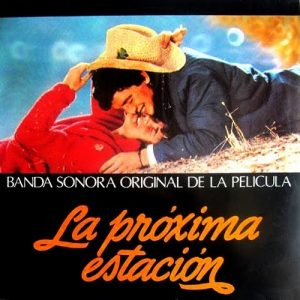 portada del disco La Próxima Estación