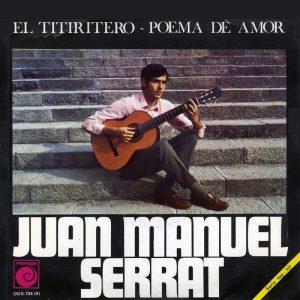 portada del disco El Titiritero / Poema de Amor