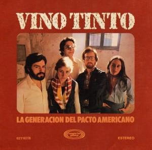 portada del disco La Generación del Pacto Americano
