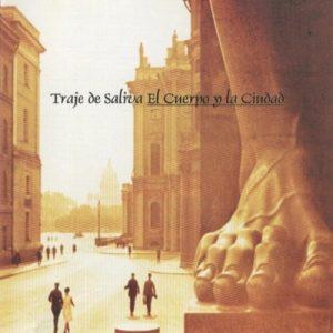 portada del disco El Cuerpo y la Ciudad