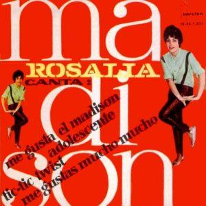 portada del album Madison