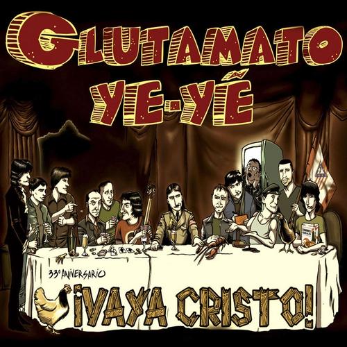 portada del album ¡Vaya Cristo!