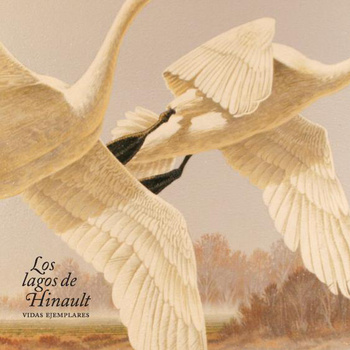 portada del album Vidas Ejemplares