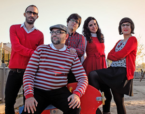 foto del grupo imagen del grupo Capitán Sunrise