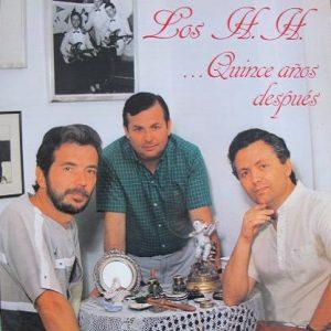 portada del disco Quince Años Después