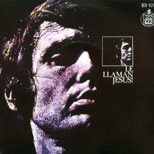 portada del disco Le Llaman Jesús