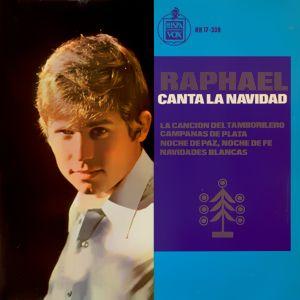 portada del disco Raphael Canta la Navidad