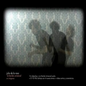 portada del disco La Herida Universal en Imágenes