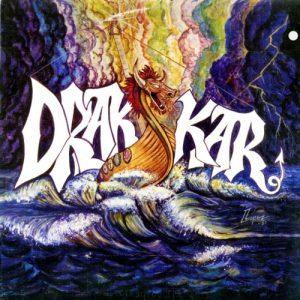 portada del disco Drakkar