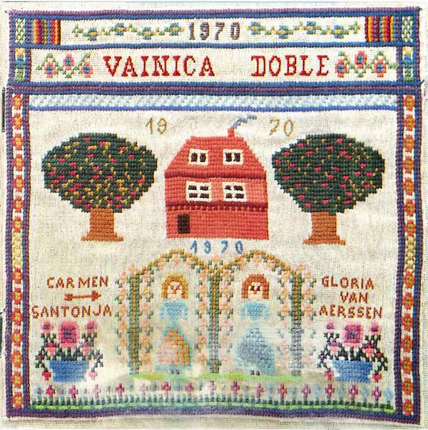 portada del album Vainica Mix