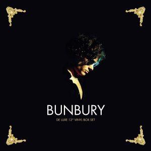 portada del disco Bunbury De Luxe Vinyl Box