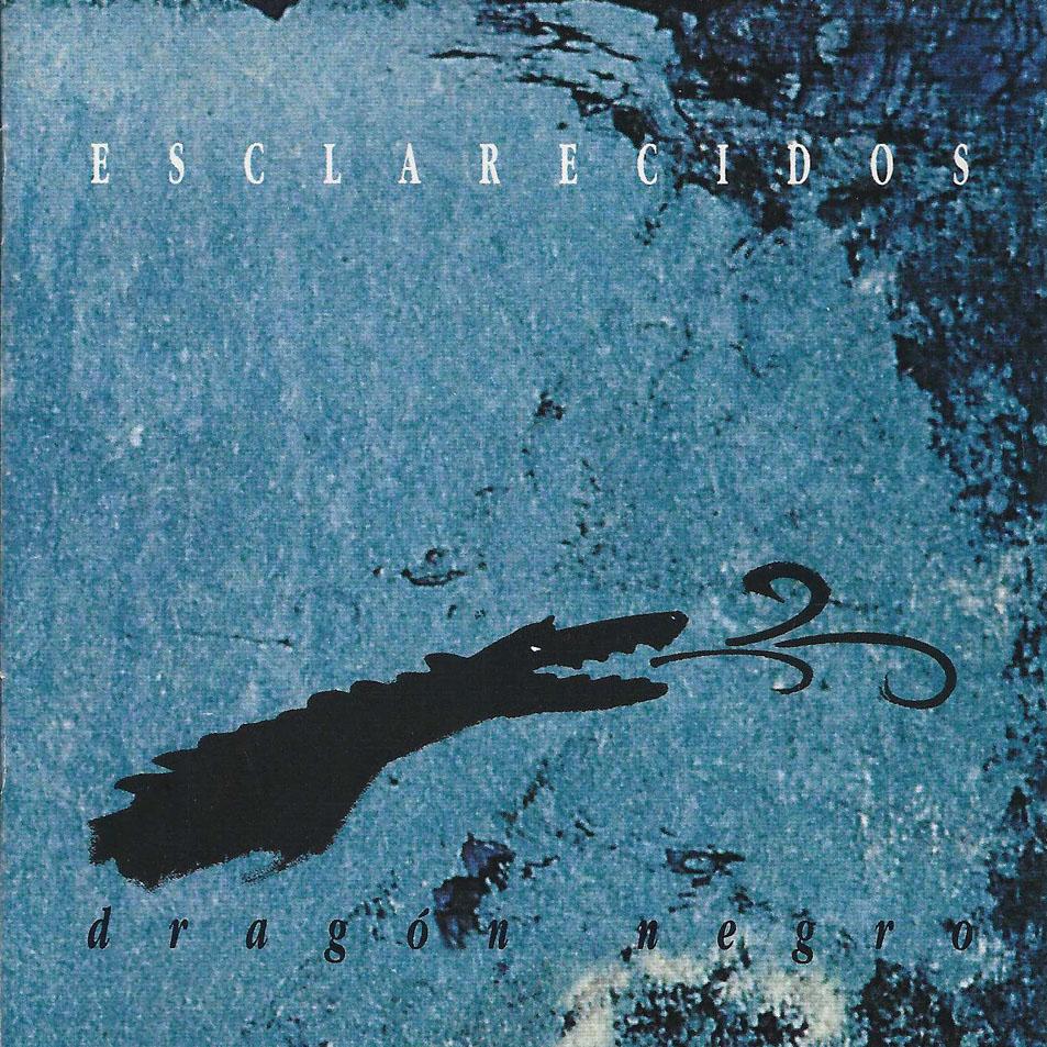 portada del album Dragón Negro
