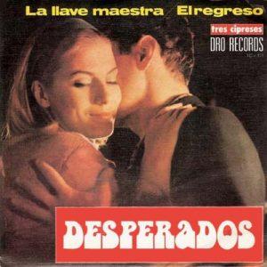 portada del disco La Llave Maestra / Lenocinio