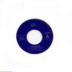 portada del disco No Me Preguntes / Duerme Negrito