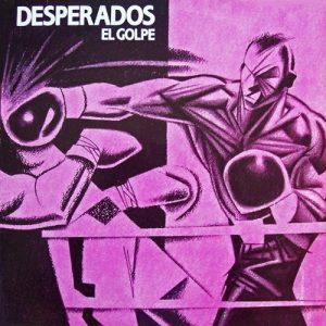 portada del disco El Golpe
