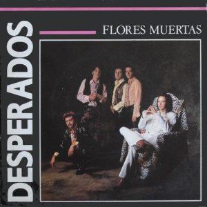 portada del disco Flores Muertas / La Guerra de Cuba