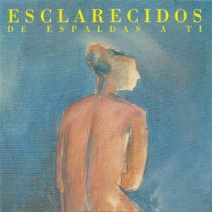 portada del disco De Espaldas a Ti