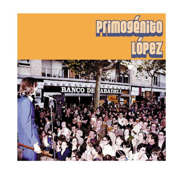 portada del album Primogénito López