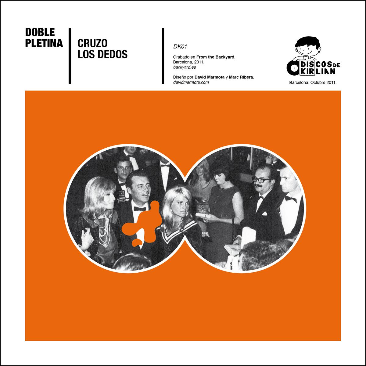 portada del album Cruzo los Dedos / Artista Relevación